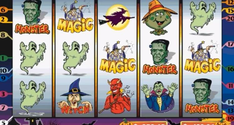 Caça níquel Halloween Veja como se divertir no Dia das Bruxas