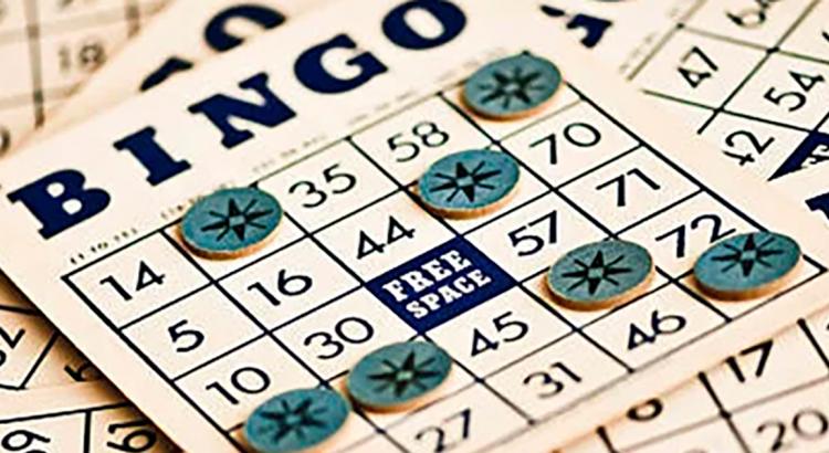 cantar bingo com fins beneficentes
