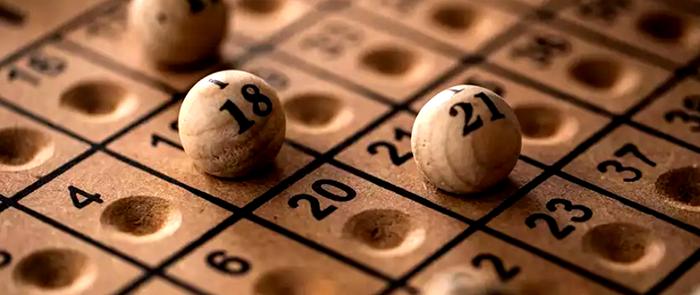 Cantar bingo com regulações em processo