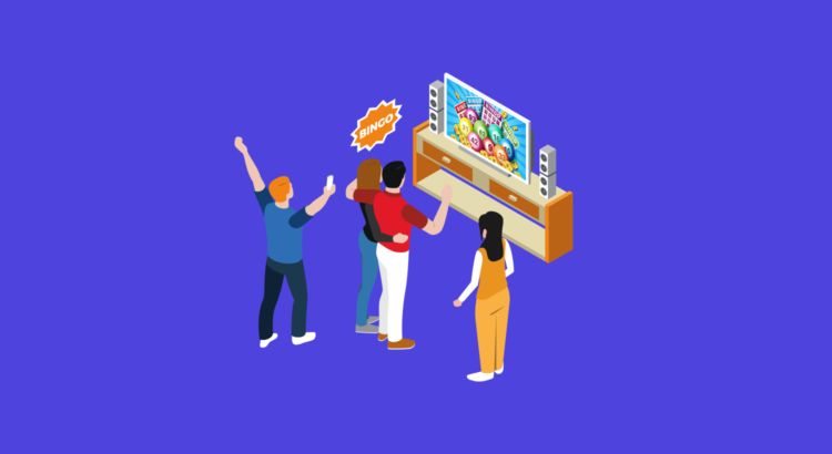 O bingo online no mundo