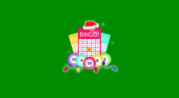 Bingo online grátis neste Natal