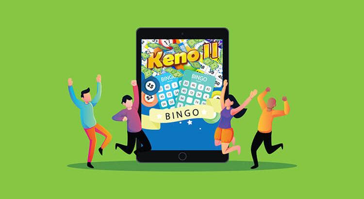 Bingo online e Keno II em Parimatch