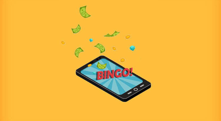 Jogo de bingo online em NetBet